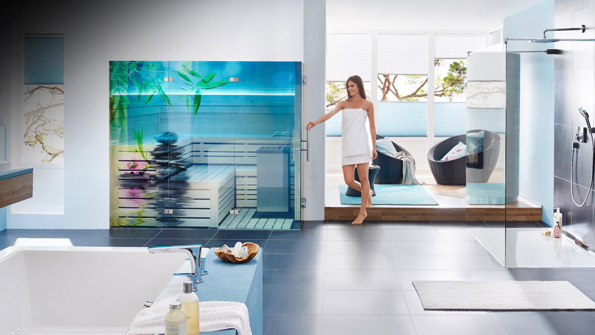 LauraLine® Design- Sauna Raja- Asta