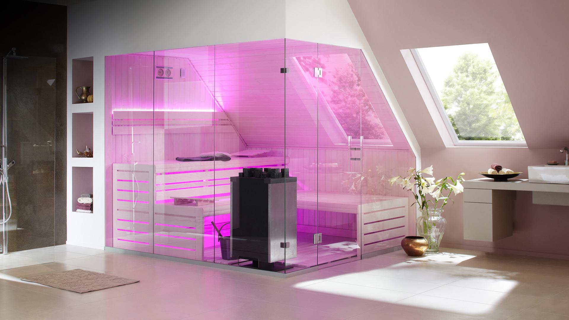 LauraLine® Design- Sauna Xena